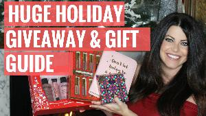Holiday Gift Guide 2017 Beauty Bundle