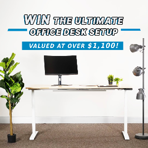 HOME OFFICE SET UP OVER $1,110