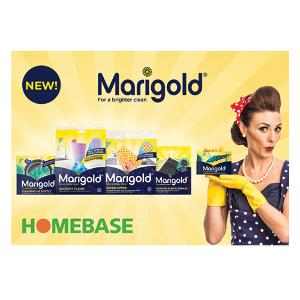 Homebase vouchers with Marigold Giveaway!