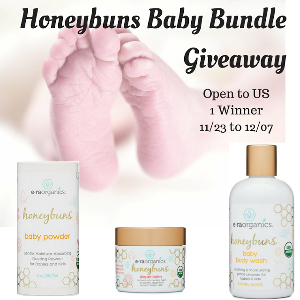 Honeybuns Baby Bundle Giveaway