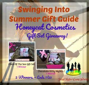 Honeycat Cosmetics Gift Set!