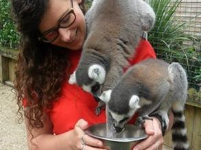 How about a day being a Wildlife Park Keeper!
