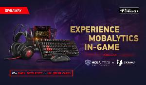HP OMEN Battle Set, $250 in Riot Points Giveaway