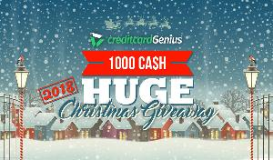 HUGE $1,000 Christmas Giveaway 2018