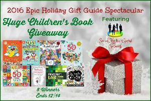 Huge Children's Book 8 winners Giveaway