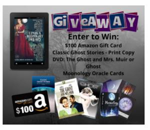 HUGE GIVEAWAY including a $100 Amazon Giftcard!