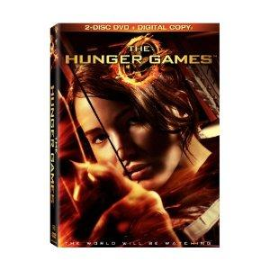 Hunger Games DVD