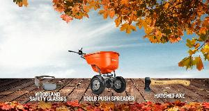 Husqvarna Ready For Fall Giveaway
