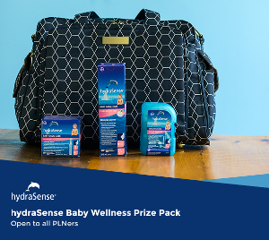 hydraSense Baby Wellness Prize Pack ($500)