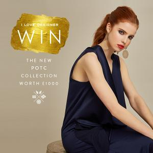 I Love Designer - Win the new POTC Collection worth £1000