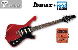 Ibanez Fireman FRM150 & EBS Billy Sheehan Deluxe