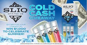 Ice Cold Cash Giveaway