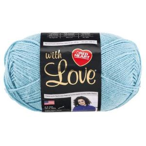 Iced Aqua With Love Yarn