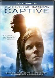 image of the cover - Captive DVD