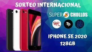 Contest Iphone Se 2020 128gb International Giveaway