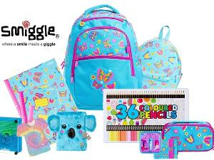 in a Smiggle Stationery Pack!!! ►☺◄ (Australia Residents Only)""