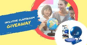 Inclusive Classroom Giveaway