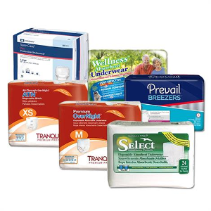 Incontinence Brief Giveaway