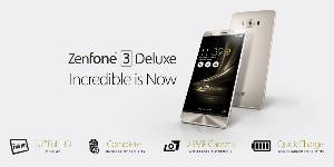 Incredible ASUS ZenFone 3 Deluxe Giveaway
