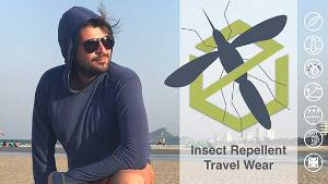 Insect Repellent Travel Wear Giveaway