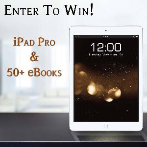 iPad Pro & 50+ Ebooks OR a $500 Amazon Gift Card