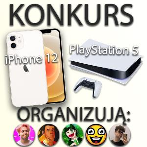 iPhone 12 and PS5 giveaway!