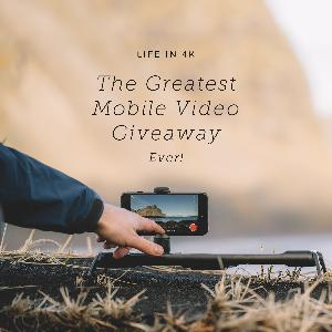 iPhone X and $7K in Mobile Video Gear