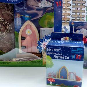 Irish Fairy Door Prize Pack