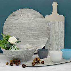 Island Drift Round Serving Tray Giveaway