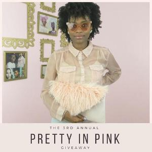 ISM Chick's 3rd Annual Pretty in Pink Giveaway