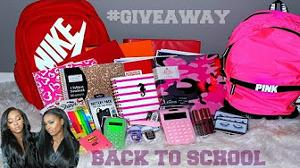 itts Twins - Huge Back to School Giveaway!