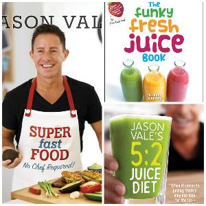 Jason Vale's Super Food, Super Juice, Super You Prize Pk