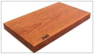 John Boos & Co. 1887 Rustic-Edge Cutting Board