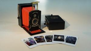 Jollylook Instant Camera (£45)