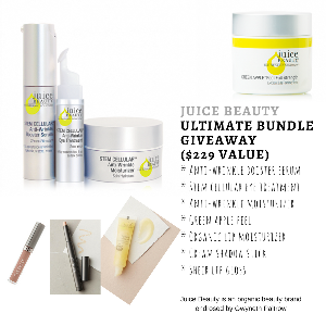 Juice Beauty Organic Anti-Aging Ultimate Bundle
