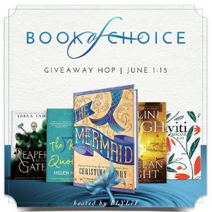 June Book of Choice Giveaway Hop