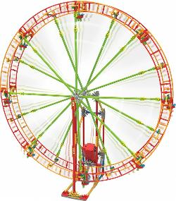 K'nex ferris wheel building set