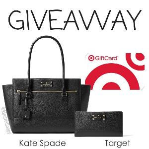 Kate Spade Purse and Wallet + $200 Target Gift Card ($900)
