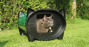 KatKabin Luxurious Outdoor Cathouse