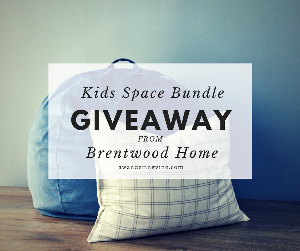 Kids Space Bundle Giveaway from Brentwood Home