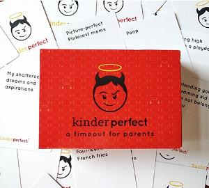 KinderPerfect Card Game Giveaway!