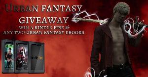 Kindle Fire and 2 #Urban #Fantasy Novels!
