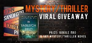 Kindle Fire + ANY Mystery Book You Want