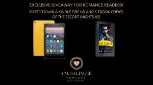 Kindle Fire HD and Ebooks Giveaway