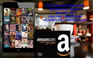 Kindle Fire or $50 Amazon GC