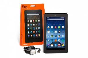 Kindle Fire or $50 Amazon Gift Card