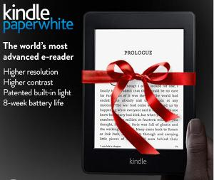 Kindle Paperwhite ($120)