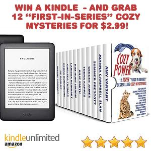 Kindle Reader - And Get A GREAT COZY MYSTERY DEAL!