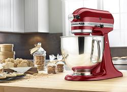 KitchenAid 5qt Artisan Tilt-Head Stand Mixer