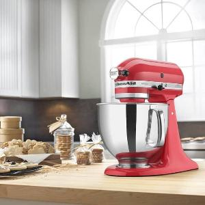 KitchenAid Artisan 5-Quart Stand Mixer Giveaway""